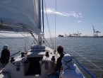 5-day course Southern Cross Yachting by Francis Pantus 13