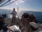 5-day course Southern Cross Yachting by Francis Pantus 2