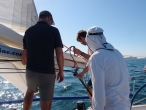5-day course Southern Cross Yachting by Francis Pantus 7