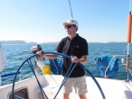 5-day course Southern Cross Yachting by Francis Pantus 8