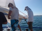 5-day course Southern Cross Yachting by Francis Pantus 9