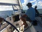 5-day course Southern Cross Yachting by Graeme Weatherley
