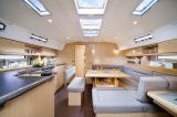 Curlew Escape Interior Southern Cross Yachting charter