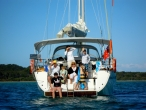 Curlew Escape at Moreton Island Southern Cross Yachting charter
