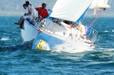 Corporate sailing event Southern Cross Yachting Horseshoe Bay