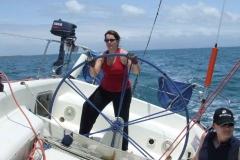 Ladies Sailing