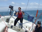 Ladies sailing course Southern Cross Yachting