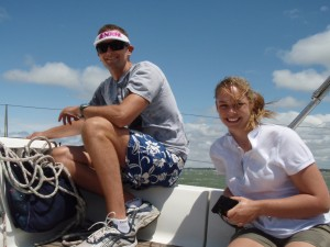 Bareboat charter preparation course Southern Cross Yachting