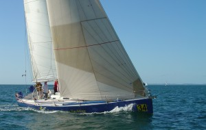 yachtmster sailing